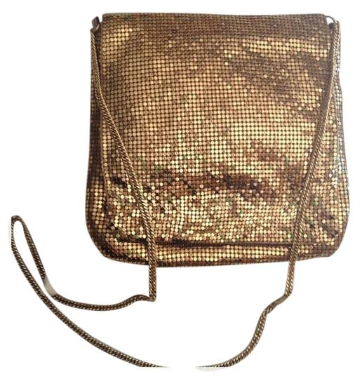 Preload https://item3.tradesy.com/images/whiting-and-davis-shoulder-bag-gold-1545647-0-0.jpg?width=440&height=440