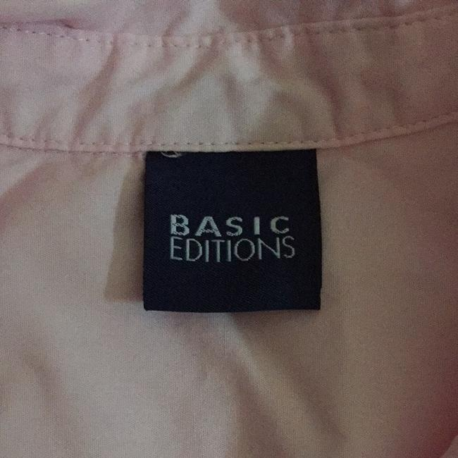Basic Editions Button Down Shirt