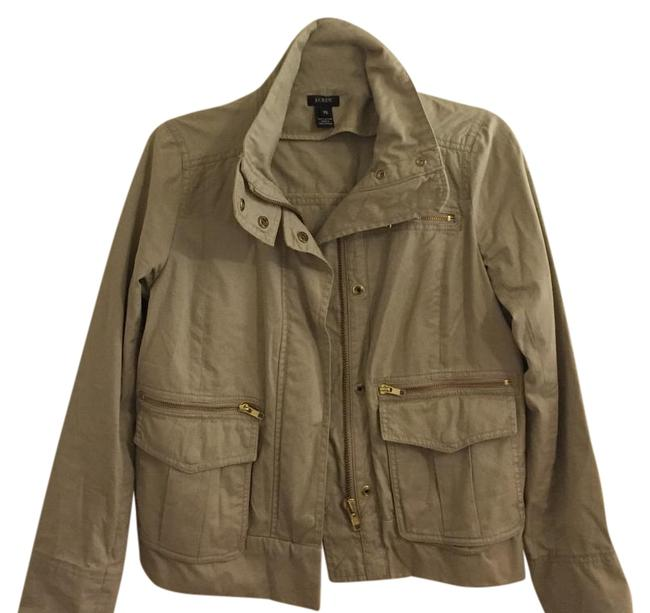 Item - Tan Field Jacket Size 0 (XS)