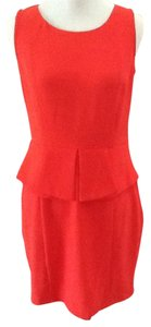 Romeo & Juliet Couture short dress red Chic Stunning on Tradesy