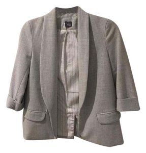 Sparkle & Fade Heather Grey Blazer