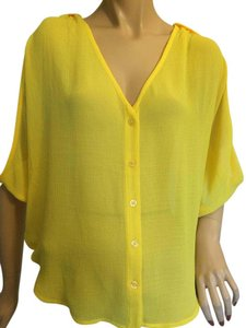 BB Dakota Top Bright yellow