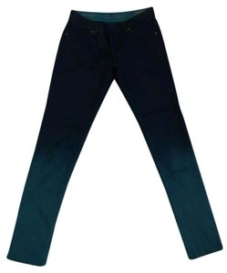 DL1961 Ombre Emma Bali Legging Stretch Skinny Jeans-Coated