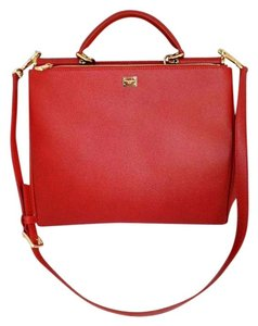 Dolce&Gabbana Tote in Lipstick Red