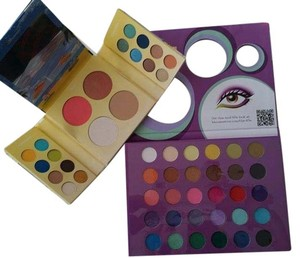 BH Cosmetics BH Cosmetics 2 Palletes Malibu and EYES ON THE 60'S 30 COLOR NEW SEALED