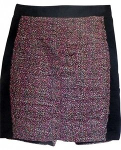 J.Crew Skirt Black/Multi