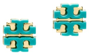 Tory Burch Tory burch Pink Enamel Stud earrings