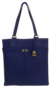 Cole Haan Tote in Blue leather