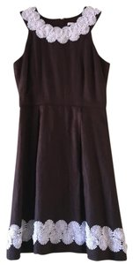 Olive Brown Maxi Dress by Kate Spade New York A-line Nwot Brown With Flowers
