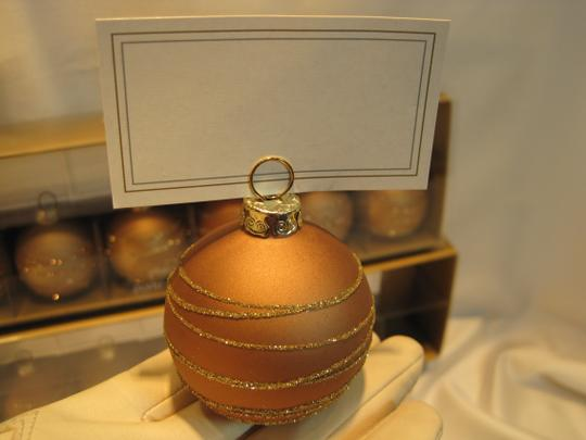 Other 12-Dining Place Card Holders from Pier 1 - [ Roxanne Anjou Closet ]