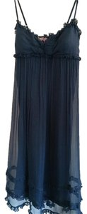 Studio M Ruffle Pleated Dry Clean Only Dress