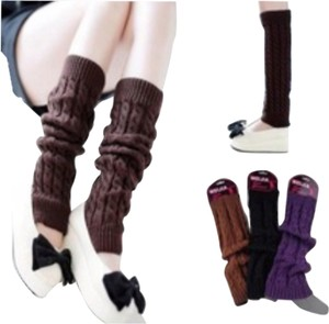 Other Knitted Leg Warmer
