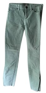 J.Crew Skinny Pants Mint Green