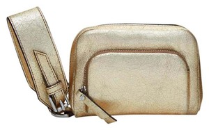 Banana Republic Wristlet in Gold
