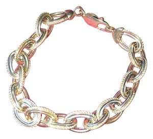 Fortunoff Fine Jewelry Silver Link Fortunoff Bracelet