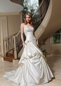 DaVinci Bridal 50142 Wedding Dress