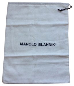 Manolo Blahnik Manolo Blahnik Dustbag 10.5 X 13.5