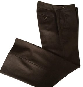 Banana Republic Straight Pants Honey Brown