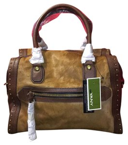 orYANY Brown Travel Bag