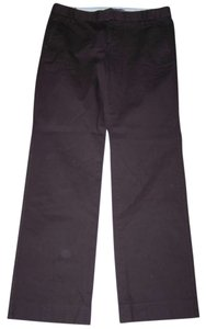 Gap Low Rise Like New Size 6 Regular Boot Cut Pants BROWN