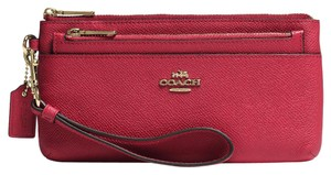 Coach COACH Large Wristlet Phone wallet (Ship Via Priority Mail)