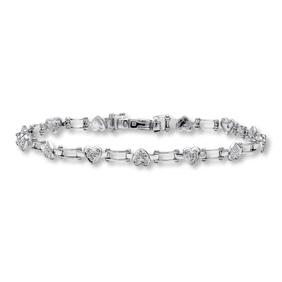 kessel love jewelers silver kay kayjewlers bracelet rose gold the arrivals you i sterling runway rosegoldiloveyouiknowbracelet plated new at