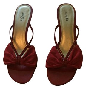 East 5th Essentials Red Sandals