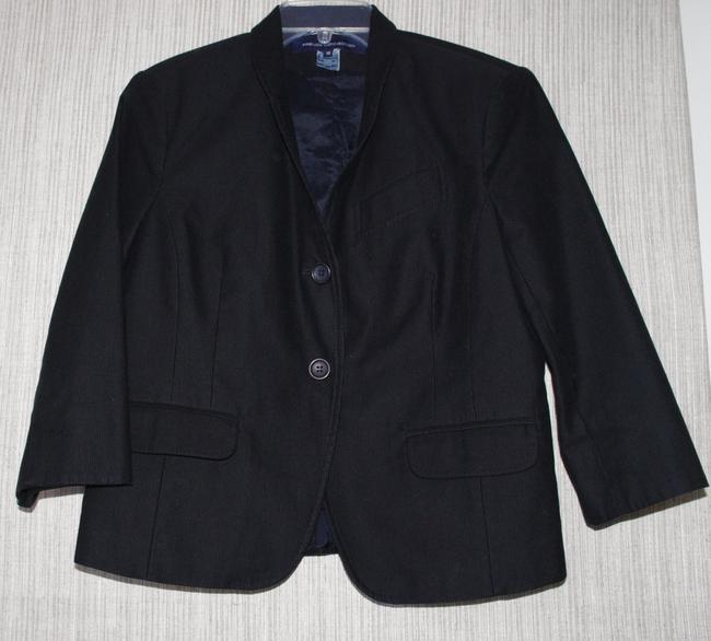 French Connection Button Down Shirt Black