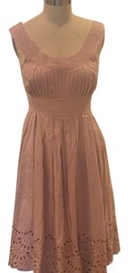 Catherine Malandrino short dress Rose blush on Tradesy
