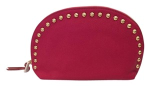 Rebecca Minkoff REBECCA MINKOFF NWT STUDDED LEATHER DOME POUCH DUO SET