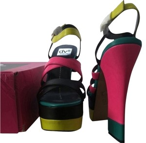 DV8 by Dolce Vita Neon Multi Platforms