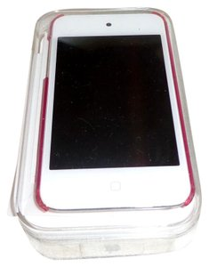 Apple Apple iPod Touch ME179LL/A A1367 4th Generation White & Metallic Hot Pink (16 GB)