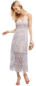 Lavender Maxi Dress by 3 Sisters Maxi Lace