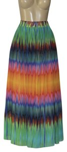 Vince Camuto Maxi Skirt multi/color
