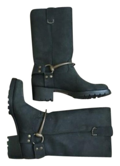 Gucci Suede Black Boots Image 0