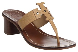 Tory Burch Royal tan brown Sandals
