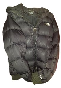 The North Face Geniune Black Womens Jean Jacket