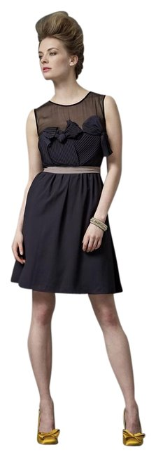 Preload https://img-static.tradesy.com/item/15468340/anthropologie-charcoal-origami-pleated-above-knee-cocktail-dress-size-2-xs-0-1-650-650.jpg