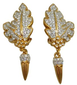 Swarovski Authentic Swarovski Runway Earrings