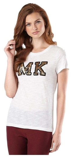 well-wreapped MICHAEL Michael Kors T Shirt White - 19% Off Retail