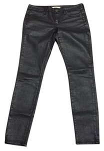 Rich & Skinny Coated Denim Skinny Jeans