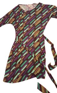 Banana Republic short dress Multi color on Tradesy