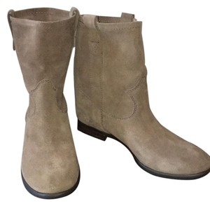 Vince Camuto Taupe Boots