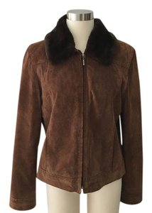 Other Suede Brown Jacket