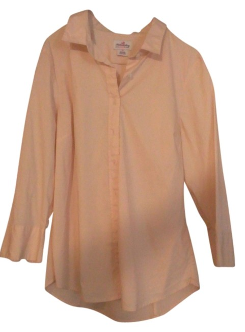 J.Crew Button Down Shirt khaki peach