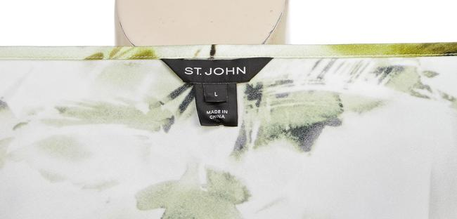 St. John Top Multi-Color