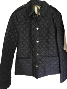 Burberry Navy Blue Jacket