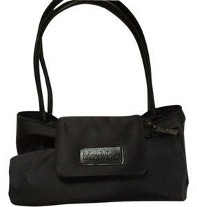 Max Mara Travel Travel Tote in BLACK