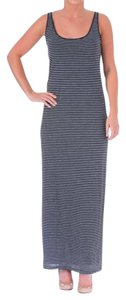 Navy Maxi Dress by Three Dots Maxi