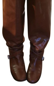 Marc Jacobs Riding Tan Boots